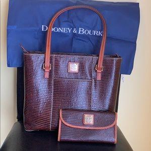 Dooney & Bourke Small Lexington Purse and Wallet